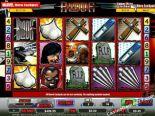 online spielautomat Blade CryptoLogic