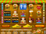online spielautomat Burgers Paradise Wirex Games