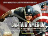 online spielautomat Captain America Playtech