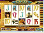 online spielautomat Cleo Queen of Egypt CryptoLogic