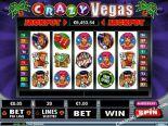 online spielautomat Crazy Vegas RealTimeGaming