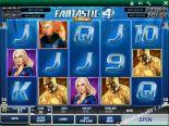 online spielautomat Fantastic Four Playtech