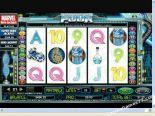 online spielautomat Fantastic Four CryptoLogic