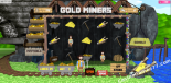 online spielautomat Gold Miners MrSlotty