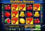 online spielautomat Golden sevens Greentube