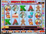 online spielautomat Happy Holidays iSoftBet