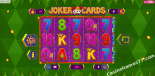 online spielautomat Joker Cards MrSlotty