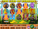 online spielautomat Land Of Warriors Wirex Games