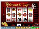 online spielautomat Oriental Tiger Leander Games