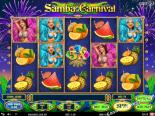 online spielautomat Samba Carnival Play'nGo