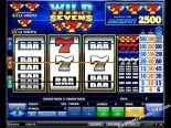 online spielautomat Wild 7s iSoftBet
